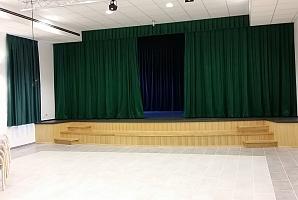 Gledališka dvorana žetale